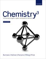 Burrows: Chemistry 3, 2e